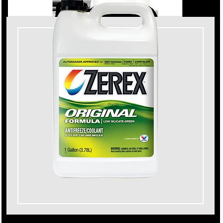 Zerex Formula